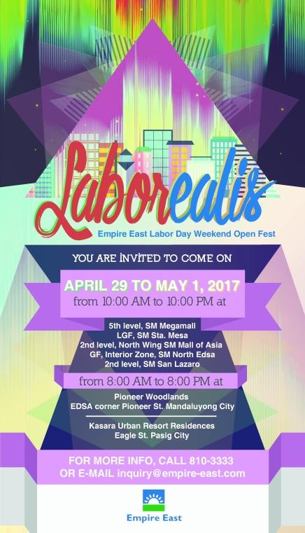 Laborealis Invites